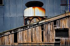 Free Industrial Vent On Roof Royalty Free Stock Images - 20680469