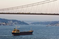 Free Bosporus, Istanbul -Turkey Royalty Free Stock Photo - 20680615