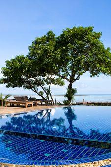 Free Swimming Pool Royalty Free Stock Image - 20680656