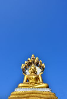 Free Gold Buddha Royalty Free Stock Images - 20681569