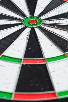 Free Dartboard Royalty Free Stock Photography - 20683207