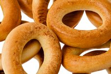 Free Bagels Stock Image - 20683331