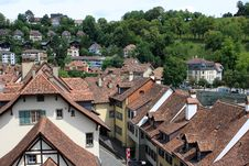Free Roofs Of Bern Royalty Free Stock Photography - 20683727