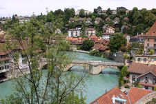 View Of Bern Stock Image