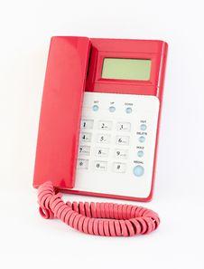 Free Pink Telephone Stock Photo - 20684280
