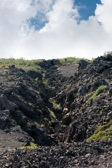 Free Tectonic Fault In Iceland Stock Photography - 20684742