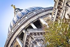 Free St Paul S Cathedral, London Royalty Free Stock Image - 20685066