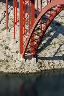 Free Bridge Construction Royalty Free Stock Images - 20685099