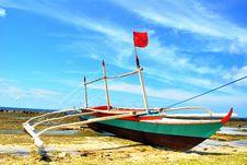 Free Fishing Boat Stock Image - 20685281