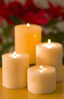 Free Candles Stock Photo - 20685990