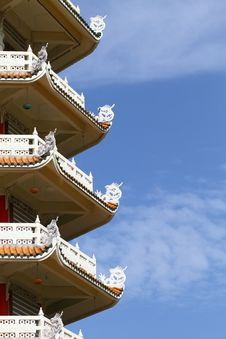 Free Chinese Style Pagoda Stock Photo - 20687450