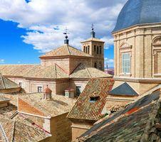 Free Roofs Of Toledo Stock Photos - 20687963