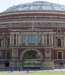 Free Albert Hall Royalty Free Stock Photography - 20689727