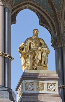 Free Albert Memorial Royalty Free Stock Images - 20689739