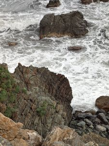 Free Rough Seascape Stock Photo - 20689900