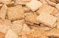 Free A Scattering Of Sweet Tasty Sesame Cookies Royalty Free Stock Photography - 20693147