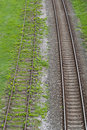 Free Old And New Railway Tracks Stock Images - 20698514