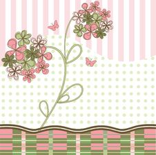 Free Flower Background Stock Photography - 20690882