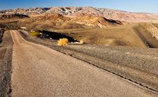 Free Death Valley Road Stock Photography - 20691452