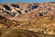 Free Death Valley Landsape View Royalty Free Stock Image - 20691486