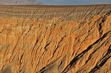 Free Ubehebe Crater Detail View Stock Photography - 20691702
