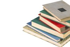 Free Stack Of Old Books Stock Photo - 20692910