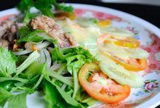 Free Tuna Salad Royalty Free Stock Photos - 20693498