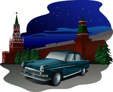 Free Car Kremlin Stock Photo - 20693770
