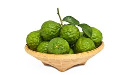 Free Kaffir Limes Royalty Free Stock Photos - 20694058