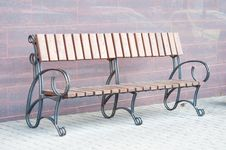 Free Bench To Rest Stock Photography - 20694282
