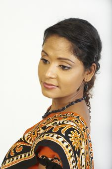 Free Women From Sri Lanka Royalty Free Stock Photo - 20694685