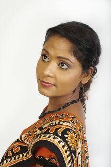 Free Women From Sri Lanka Royalty Free Stock Photography - 20694697