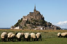 Free Mont-Saint-Michel, Normandy Stock Photos - 20694973