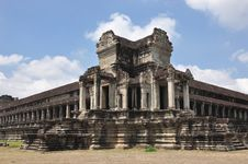 Free Khmer Building Royalty Free Stock Images - 20695399