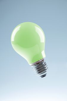 Free Light Bulb Royalty Free Stock Photo - 20695755