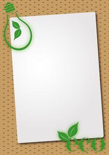 Free Sheet Ecology Royalty Free Stock Image - 20695756