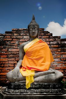 Free Buddha Stock Photo - 20695930