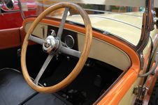 Free Car Interior Royalty Free Stock Images - 20697699