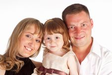 Free Nice Family Portrait Royalty Free Stock Photography - 20698957