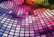 Free Colorful Mosaic Background Royalty Free Stock Images - 20699179