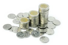 Free Coin Royalty Free Stock Photography - 20699557