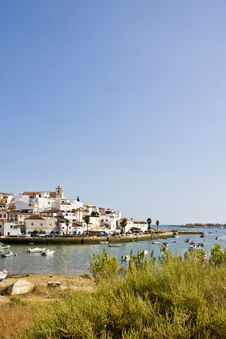 Free Harbour Portugal Stock Photography - 20699602