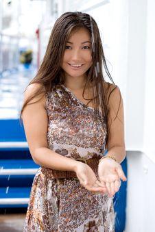 Free Happy Girl Stock Photo - 20699960