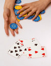 Free Poker Charity Royalty Free Stock Image - 2077326