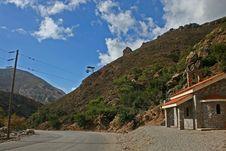 Free Mountain Landscape. Royalty Free Stock Photo - 2070425