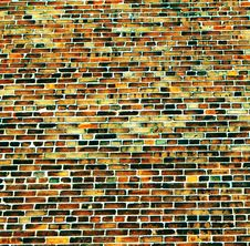 Free Crossed Brick Royalty Free Stock Images - 2070969