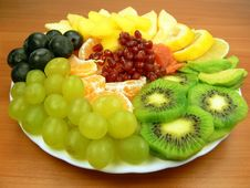 Free Delicious Fruits Royalty Free Stock Image - 2071006