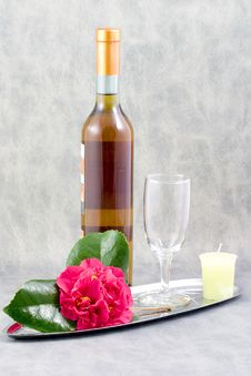 Free Wine For Her Royalty Free Stock Photo - 2071985