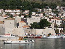 Free Dubrovnik Harbour Stock Photography - 2072062