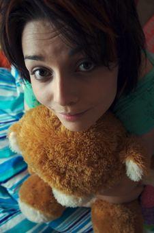 Free Toy-bear Friend Stock Photo - 2073050